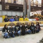 Georgia Tech Students Prepare for Concrete Canoe