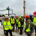 Central Ohio Section Attends Site Visit