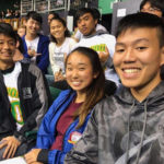 UHM Students Attend Basketball Game