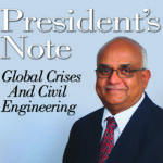 President's Note: Global Crises and Civil Engineering
