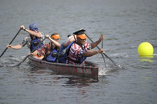 University of Florida Concrete Canoe