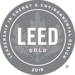 Lead Gold Logo