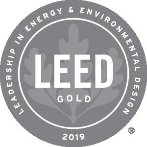 Lead Gold Logo