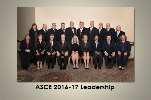 2016-17 ASCE Leadership