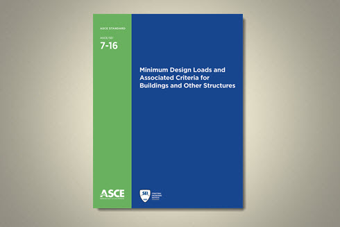 ASCE 7-16 cover image