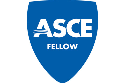 ASCE fellow shield