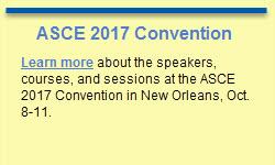 Convention Program sidebar