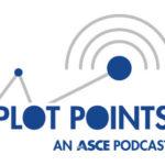 ASCE Plot Points Logo