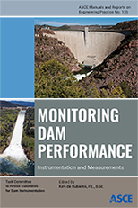 photo of Monitoring Dam Performance book