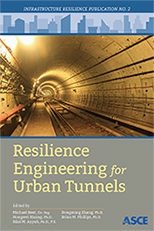Photo of Resilience Engineering for Urban Tunnels book