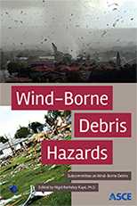 photo of Wind-Borne Debris Hazards book