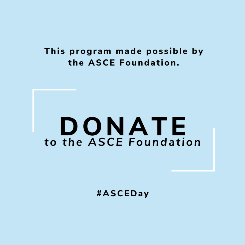 Donate to the ASCE Foundation