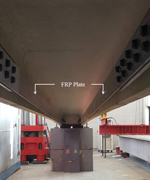Rapid Restoration of Deteriorated Prestressed Concrete Bridges Using Mechanical Fastened Fiber Reinforced Polymer
