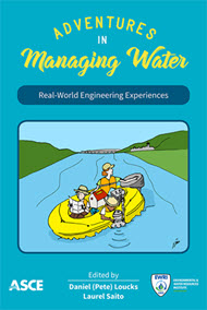 """cover art for """"Adventures in Managing Water"""""""