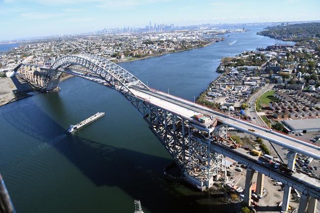 Photo Bayonne Bridge
