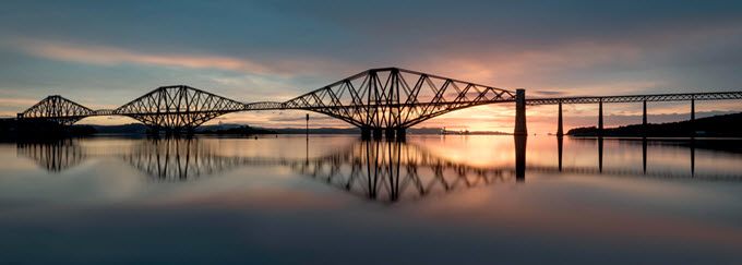 Photo, Forth Bridge, Edinburgh