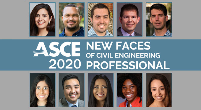 Collage 2020 New Faces of Civil Engineering