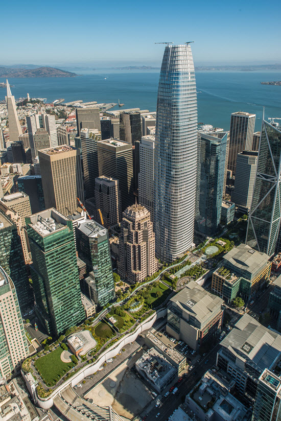 Salesforce Tower Skyscraper