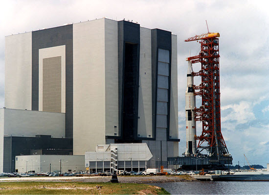 photo of Vehicle Assembly Building