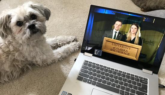photo of Kacy Grundhauser's dog Twinky