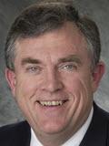 headshot of Harris