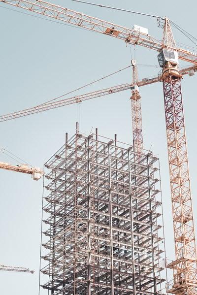 photo of construction