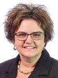 headshot of Cornett