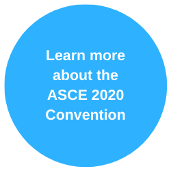 Learn more about the ASCE 2020 Convention