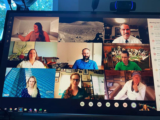2020 PGF Virtual Meeting via Microsoft Teams