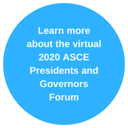 Learn more about the 2020 ASCE Presidents and Governors Forum