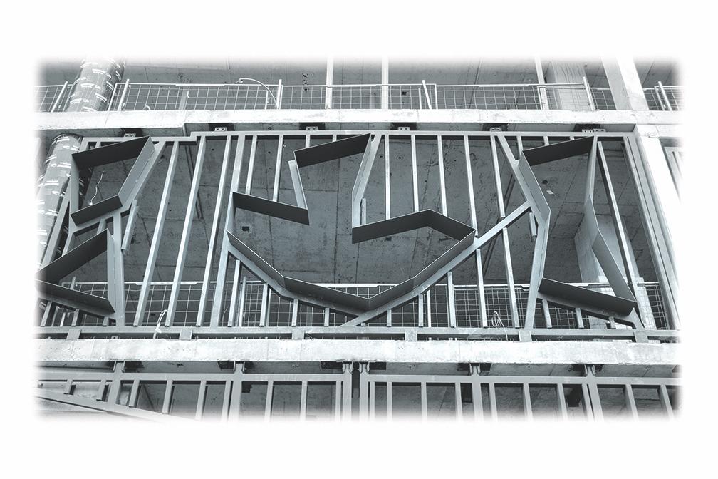 cladding for steel frames