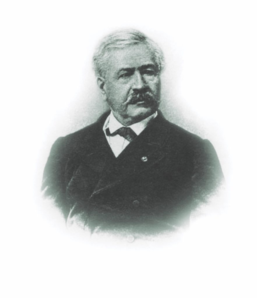 Ferdinand de Lesseps 1806 - 1894