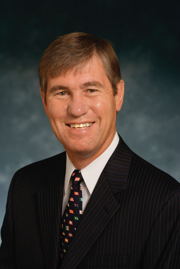 headshot of ASCE 2020 president