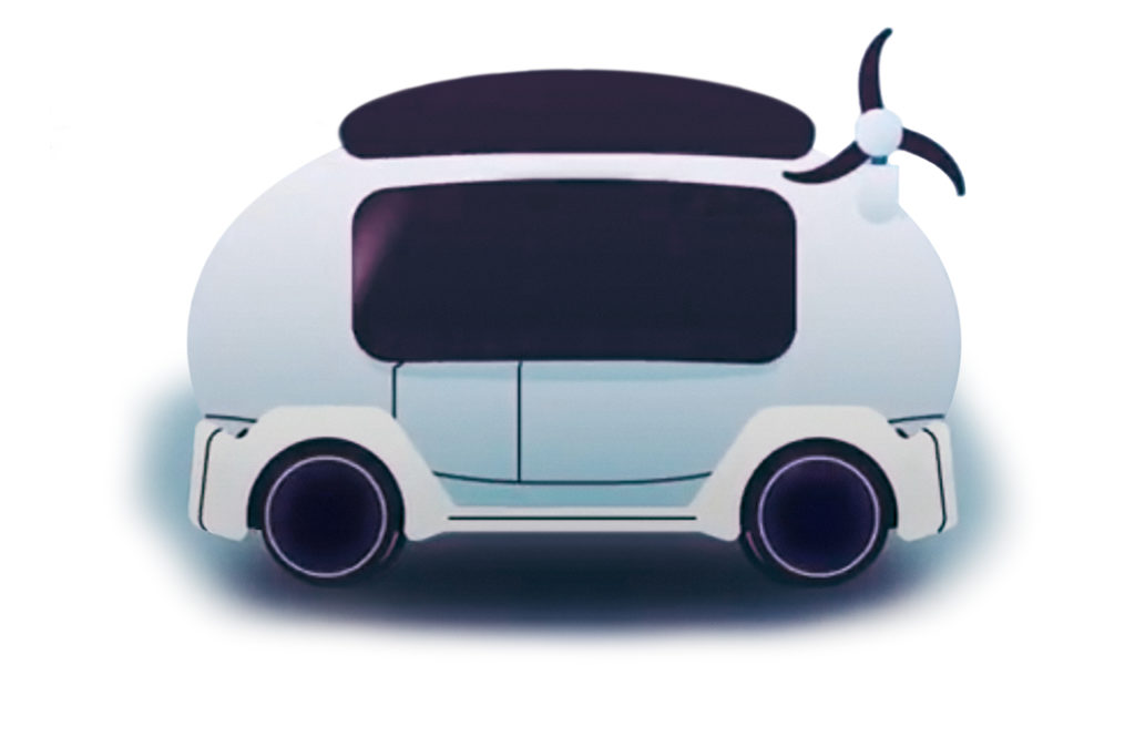 rendering of an intelligent micro-unit
