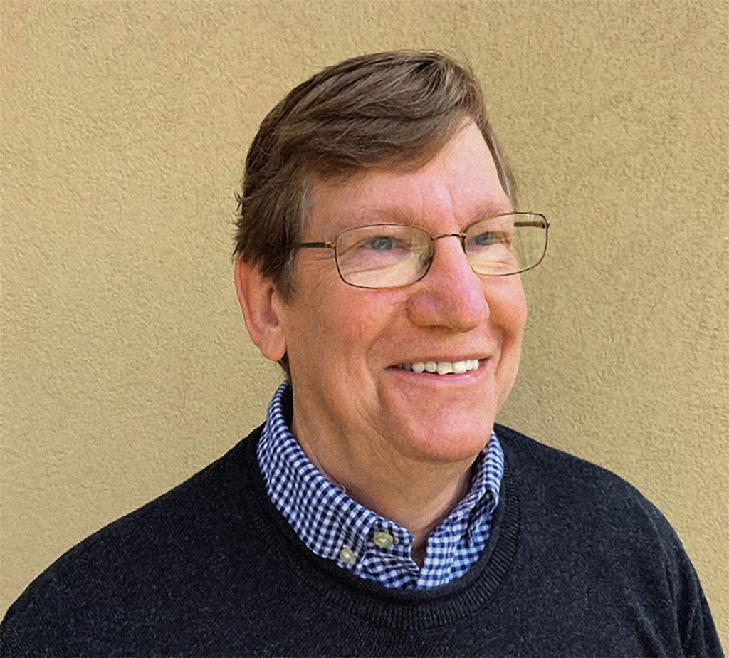 headshot of David B. Zilkoski