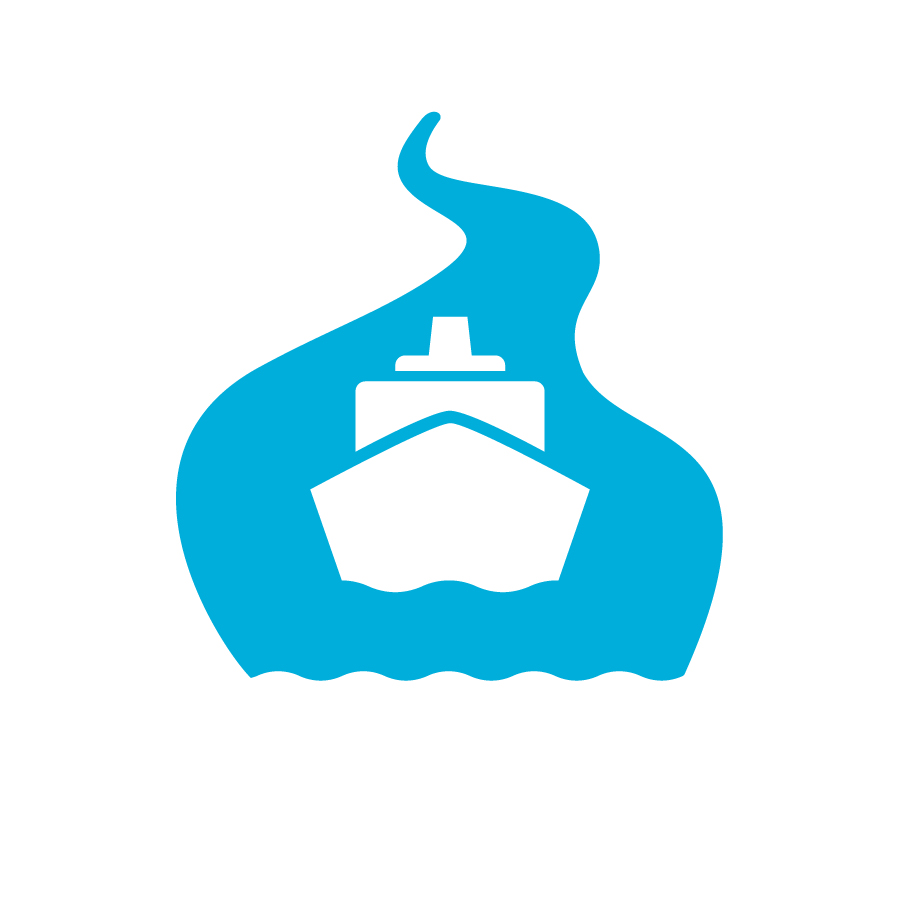 image depicting inland waterways