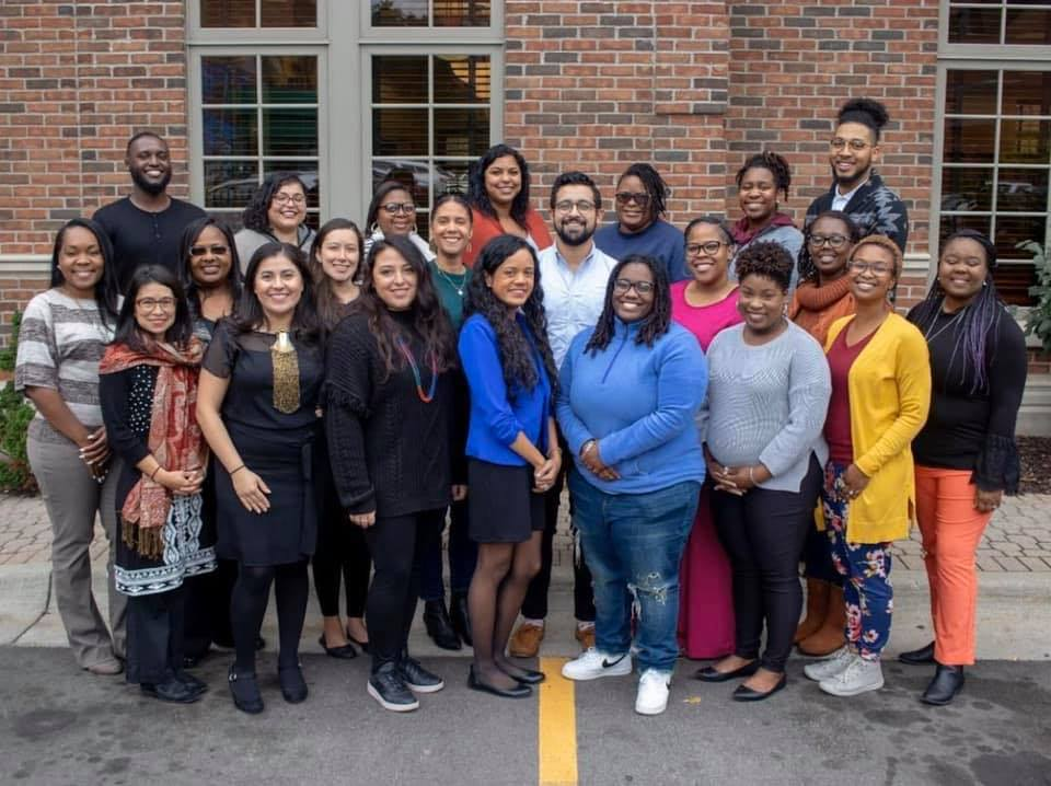 Group selected to participate in the Urban Core Collective 2019-2020 cohort in Grand Rapids, Michigan.