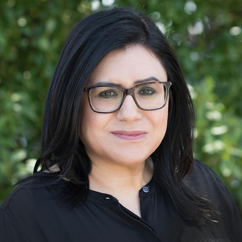 headshot of Maribel Castillo