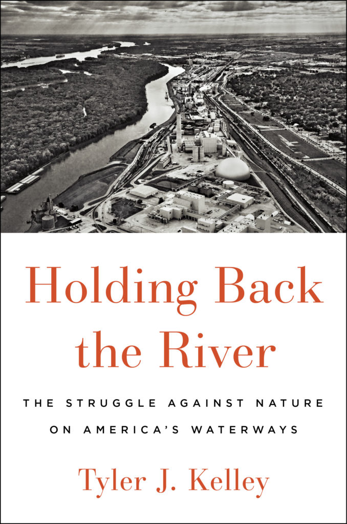 book cover of Holding Back the River